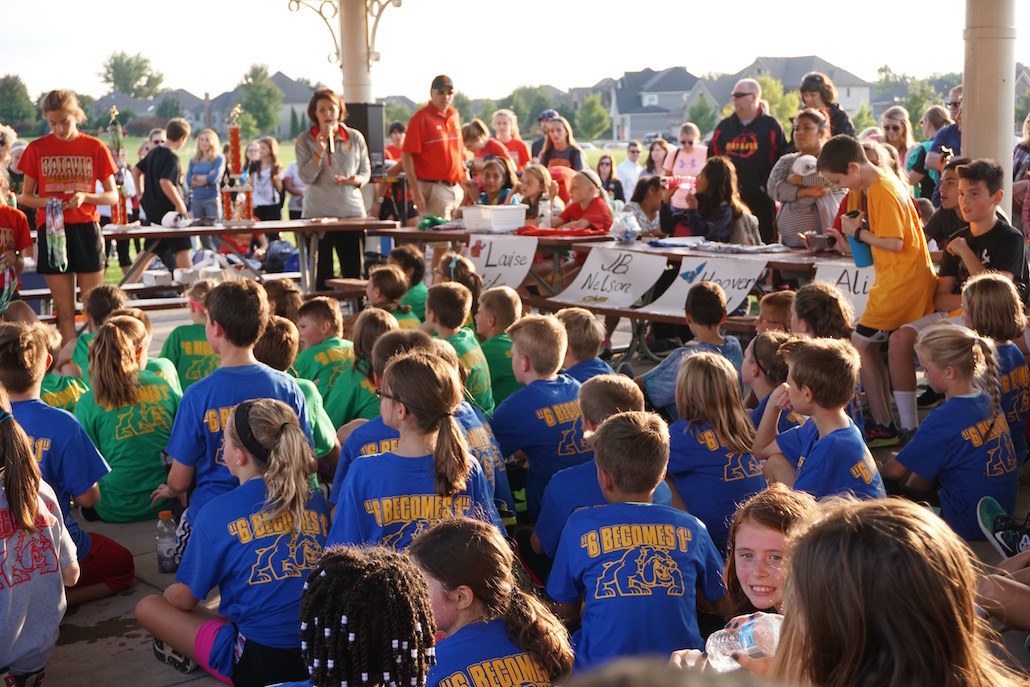 "<h1>Crosstown Classic!</h1> <p>All BPS101 schools teamed together to make the inaugural 5th-Grade Crosstown Classic Cross Country Meet a big success.<br />  <br /> <a href=""http://www.bps101.net/news/all-schools-team-together-at-5th-grade-xc-crosstown-classic""><strong>Read more ></strong></a></p>"